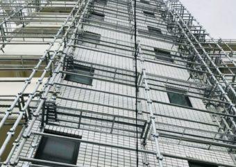 横浜市緑区大規模改修工事