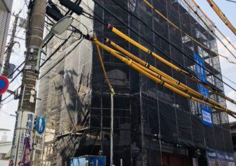 東京都品川区 新築工事