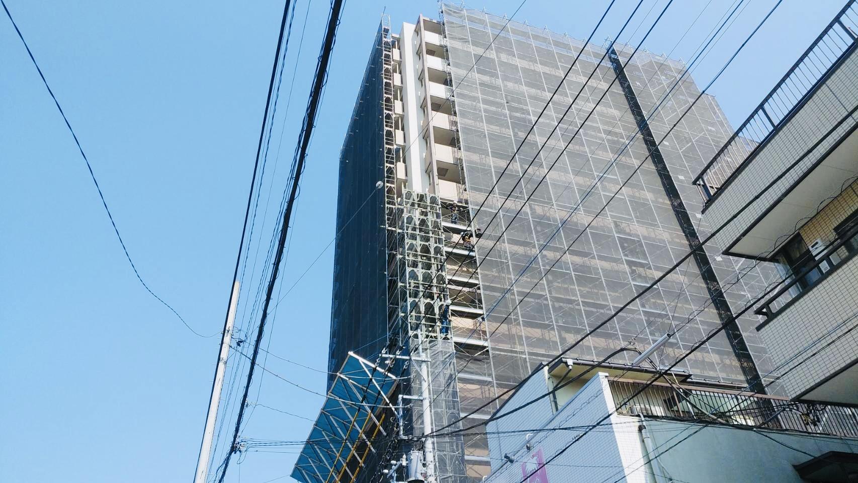 東京都青梅市 大規模修繕工事