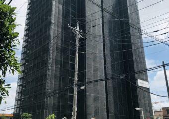 埼玉県蕨市 大規模修繕工事