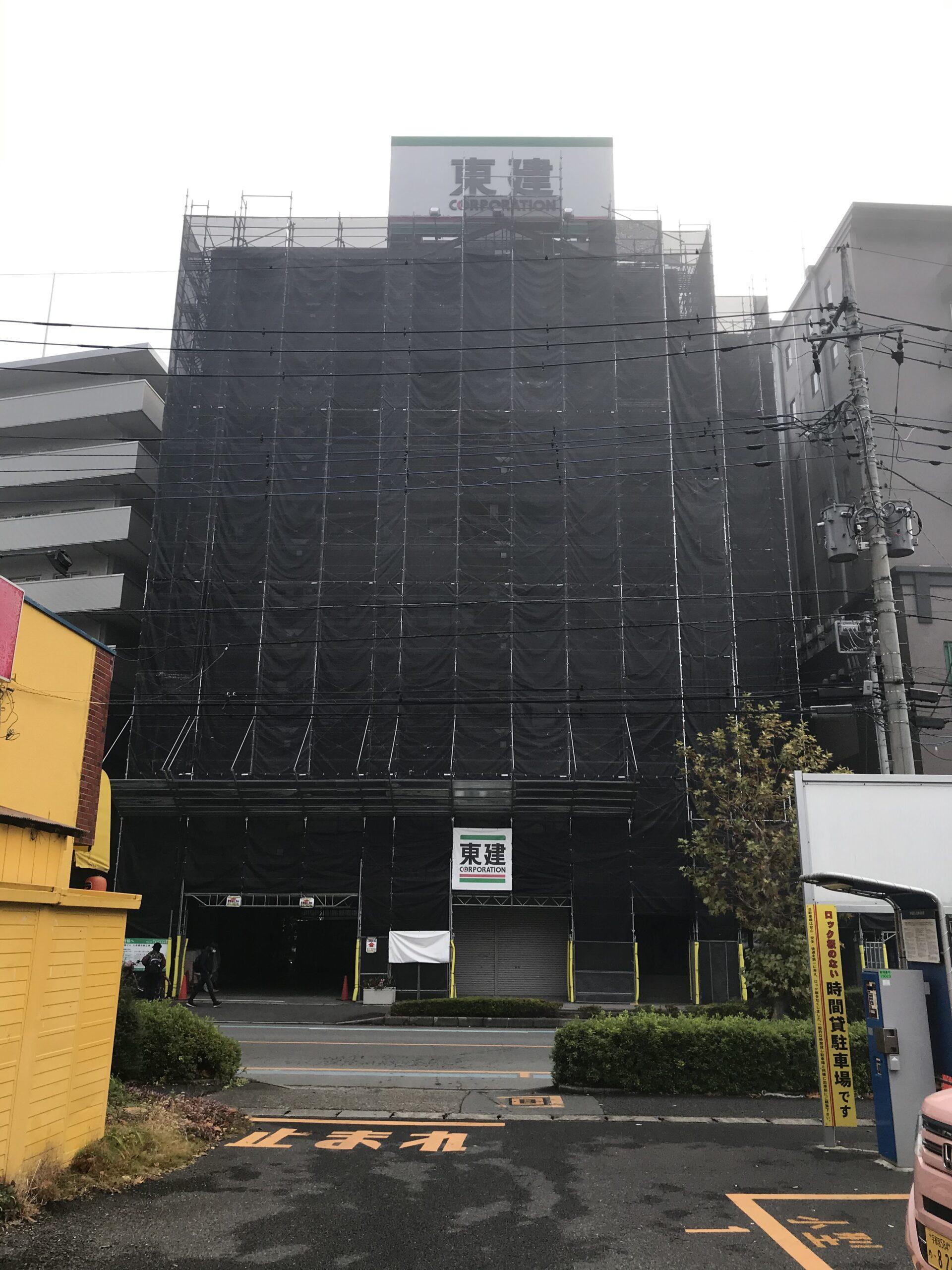 埼玉県朝霞市 大規模修繕工事