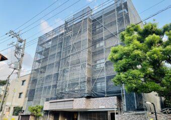 横浜市神奈川区 大規模修繕工事