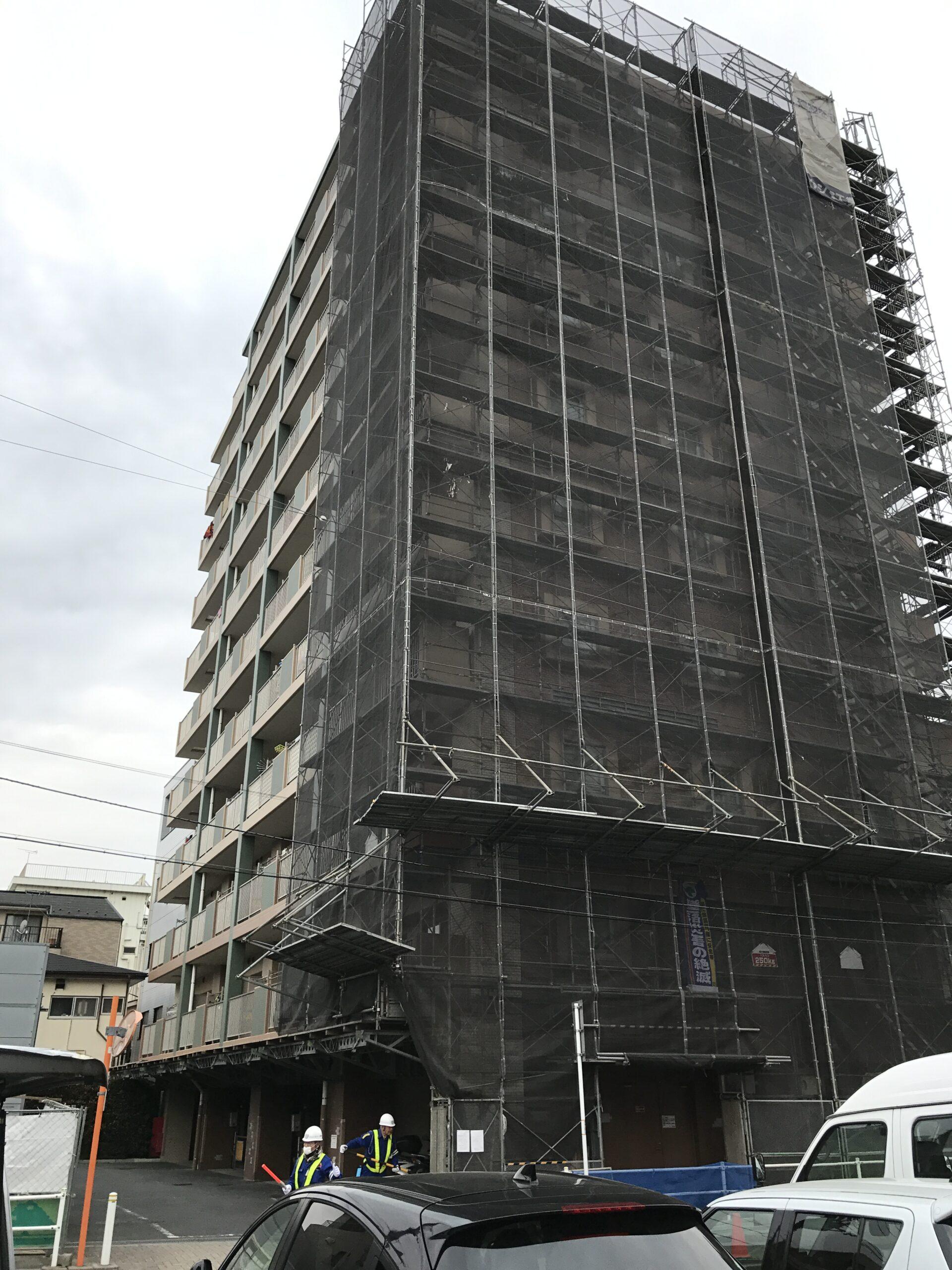 東京都板橋区 大規模修繕工事