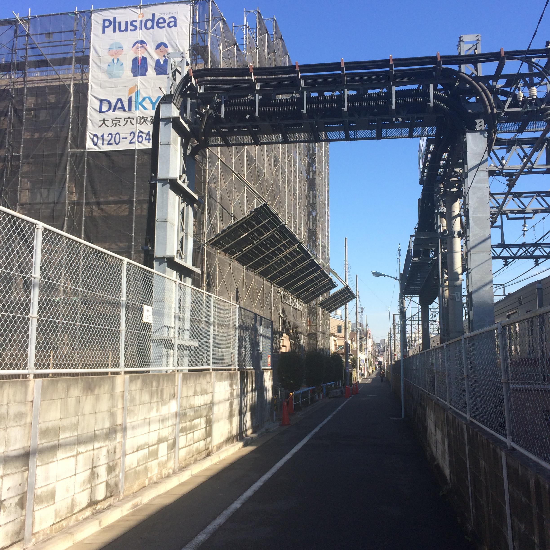 東京都板橋区 外壁改修工事