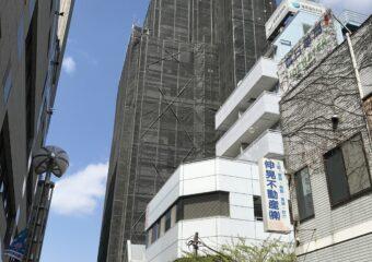 東京都武蔵野市 大規模修繕工事