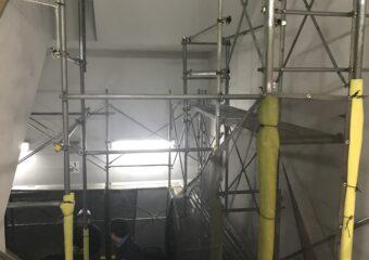横浜市港南区 内部塗装改修工事